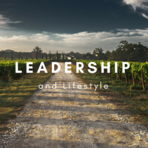 leadership, lifestyle